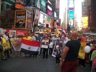 Seruan boikot pilpres kudeta Mesir di luar negeri (islammemo.cc)