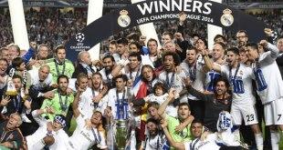 Real Madrid berhasil menjuarai Liga Champions 2014 setelah mengalahkan Athletco Madrid 4-1 - (sundul.com)