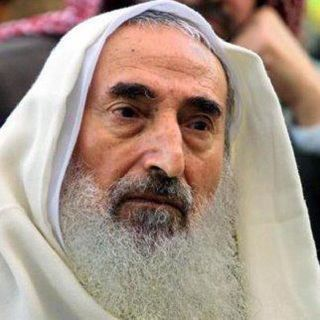 Syeikh Ahmad Yassin.  (nizarazu.com)