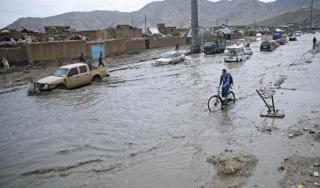 Banjir yang terjadi di Afghanistan (Aljazeera)
