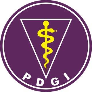 Logo Persatuan Dokter Gigi Indonesia (PDGI).