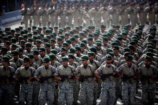 Militer Iran (Al-Marsad)
