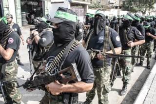 Pasukan Brigade Izzuddin Al-Qassam (islammemo.cc)