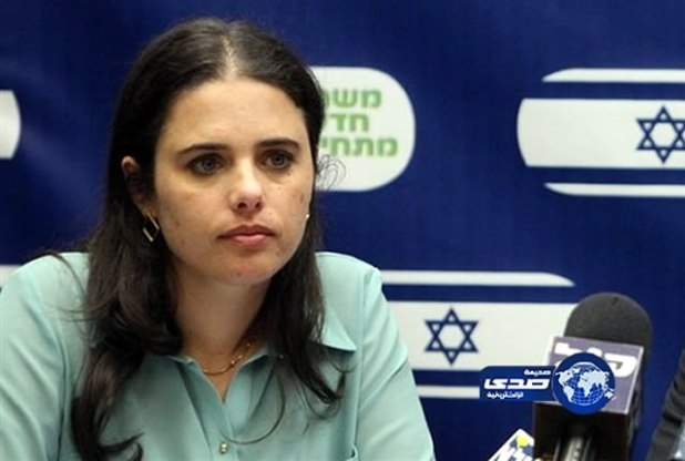 Ayelet Shaked, Anggota parlemen Israel. (slaati.com)