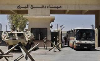 Perbatasan Rafah (islammemo.cc)