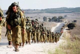 Pasukan angkatan darat Israel (Palestine Times)