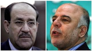 Al-Maliki dan Al-Abadi (albawabhnews.com)