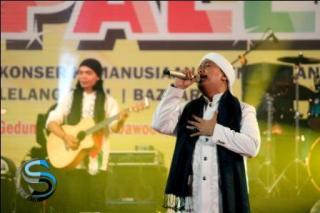Penyanyi Religius Opick, salah satu Duta KNRP.  (suarakomunikasi.com)