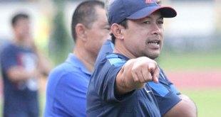 Aji Santoso, Pelatih Timnas U23.  (indopos.co.id)