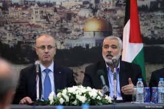 Kabinet pemerintah bersatu Palestina akhirnya bisa mengunjungi Jalur Gaza (middleeastmonitor.com)
