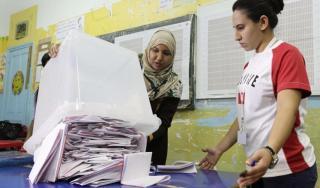 Penghitungan Suara Pileg di Tunisia (aljazeera.net)