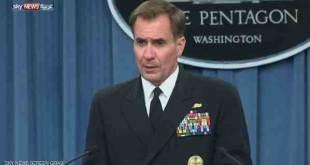 Jubir Pentagon, John Kirby (islammemo.cc)