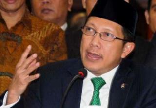 Menteri Agama Lukman Hakim Saifuddin. (detakjakarta.com)