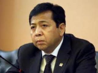 Setya Novanto, Ketua DPR RI 2014-2019.  skalanews.com)