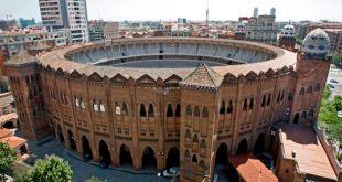 The Plaza Monumental de Barcelona. (deviajeporcatalunya.com)