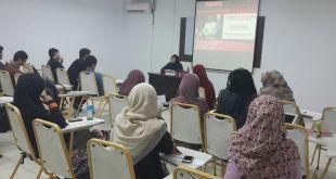 "SALAM UI mengadakan diskusi bertajuk ""Kemerdekaan Palestina dan Sanksi Internasional untuk Israel"", Sabtu (01/11/14).   (HA/PAHAM)"