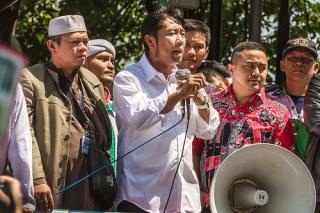 Politisi Partai Persatuan Pembangunan (PPP), H. Lulung. (www.flickr.com)