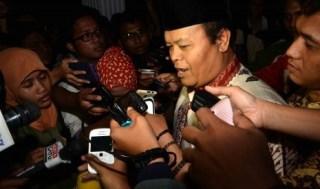 Wakil Ketua MPR, Hidayat Nur Wahid. (ROL)
