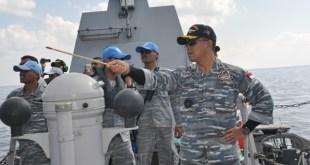 Prajurit TNI Angkatan Laut (TNI AL).  (lensaindonesia.com)