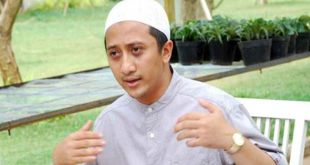 Ustazd Yusuf Mansur.  (terasjakarta.com)