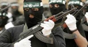 Sayap militer Hamas, Batalion Izzuddin Al-Qassam. (islammemo.cc)