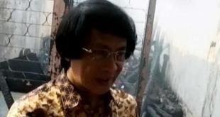 Ketua Komnas Perlindungan Anak Seto Mulyadi membeberkan knronologis kebakaran di kantor komnas PA. (liputan6.com)