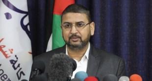 Jubir Hamas, Sami Abu Zuhri. (alreselah.ps)