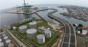 Pelabuhan Kalibaru atau New Priok Container Terminal (NPCT) 1 di Jakarta Utara. (detik.com)