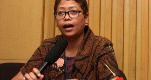 Plh Kepala Biro Humas KPK, Yuyuk Andriati. (mediaindonesia.com)