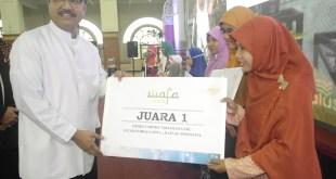 Wakil Gubernur Jawa Timur, Saifullah Yusuf (Gus Ipul). (Dhani.S/Yaqin)