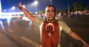 (Foto) Malam Berdarah di Hari Kudeta Turki