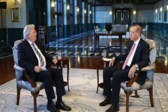 Erdogan: Turki Sudah Perangi Terorisme Selama 35 Tahun, Jerman Malah Dukung Mereka
