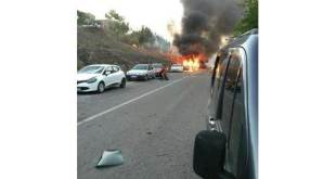 Bom meledak di selatan Turki. (Islammemo.cc)