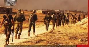 Pasukan oposisi Suriah terus bergerak untuk membebaskan Aleppo. (Islammemo.cc)