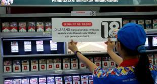 Larangan Menjual Rokok Pada anak (inet). (aktual.com)