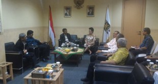 Kunjungan Pimpinan dan perwakilan Anggota DPD RI di Kantor DPP PKS, Jl TB Simatupang No 82, Jakarta Selatan, Kamis (18/8/2016). (pks.id)