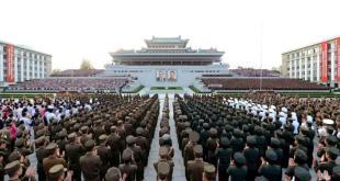 Negara militer Korea Utara (aljazeera.net)