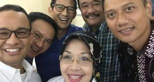 Cagub DKI Jakarta. (IST)