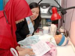 Pelayanan kesehatan gratis Rumah Zakat Indonesia (dokumentasi RZI)