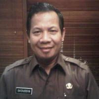 DR. H. Saaduddin, MM (detikcom)