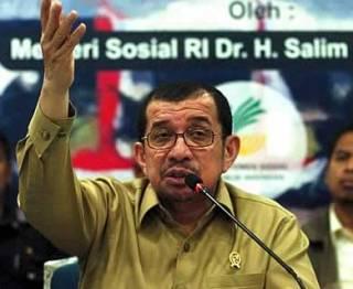 Mensos RI, Salim Segaf Al Jufri