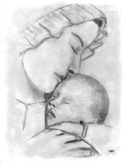 tangisan ibu