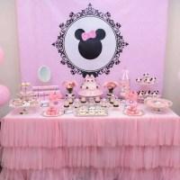 Fiesta Temática Minnie Mouse