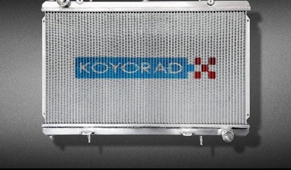 KOYORAD PERFORMANCE ALUMINUM RADIATORS: ALL MX-5 MIATA CHASSIS at Dales Motorsport