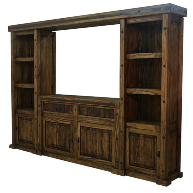 Laguna Rustic Entertainment Center Rustic Entertainment Center52