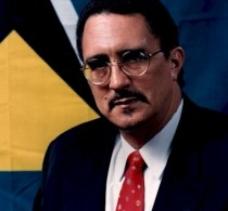 The Prime Minister of Saint Lucia - Hon. Dr. Kenny D. Anthony