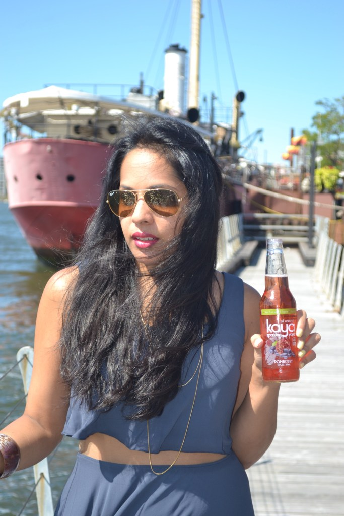 Product Review: Kaya Sparkling Water