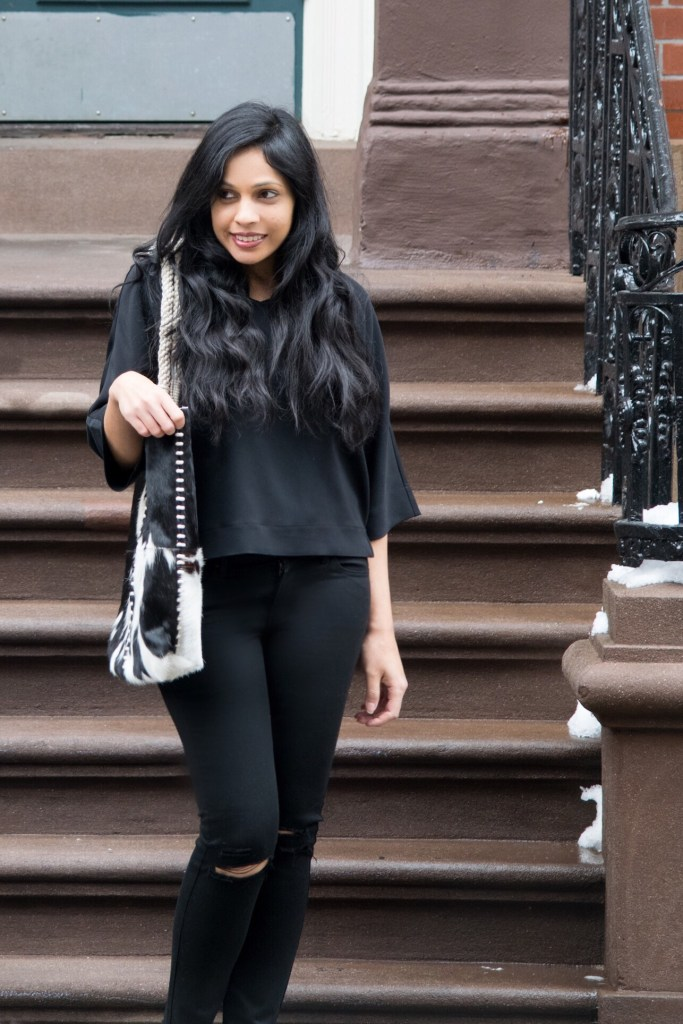 Easing into Spring with Uniqlo Jeans
