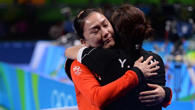 """Olympia: """"Ich bin jetzt schon stolz auf meine Mannschaft"""""""