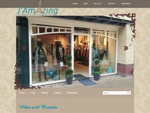 Jamazing website
